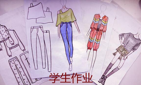 深圳零基础学习服装设计